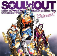 Catwalk(DVD付) - SOUL'd OUT